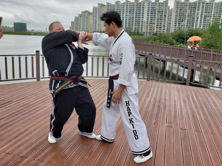 Hapkido Grandmasters