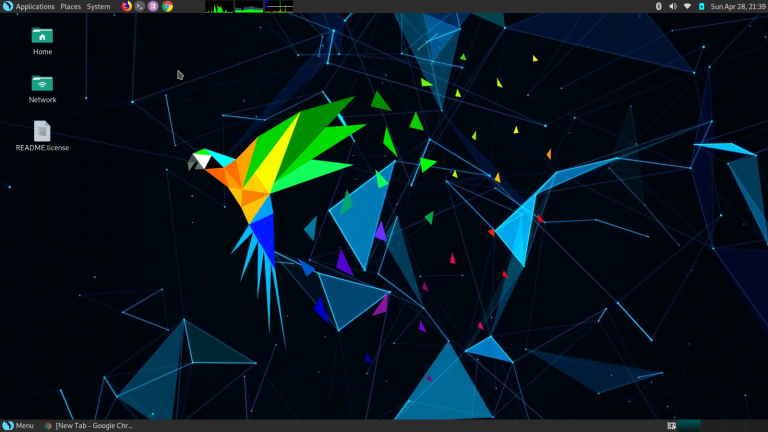 Parrot OS Configuration