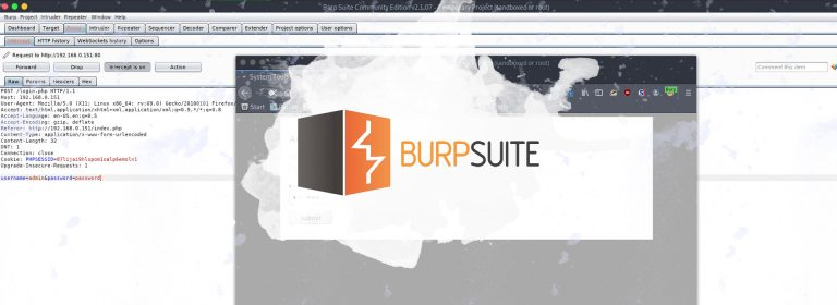 Getting Started with Burp Suite