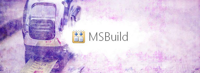 Docker MSBuild