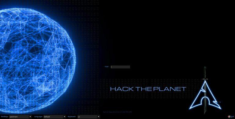 BlackArch Default Login / Password