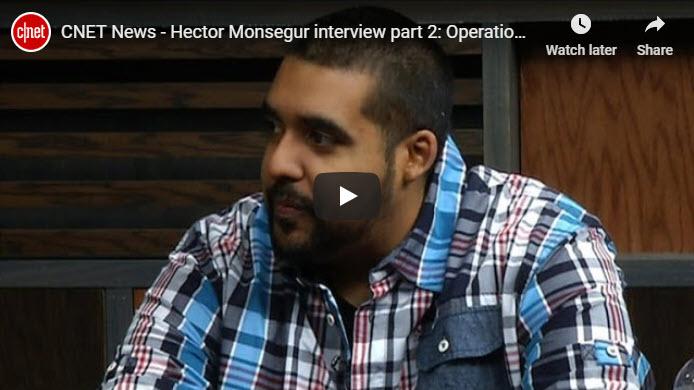 Hector Monsegur Interview: Operation Tunisia