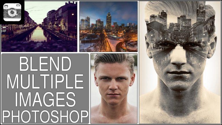 Blend Multiple Images