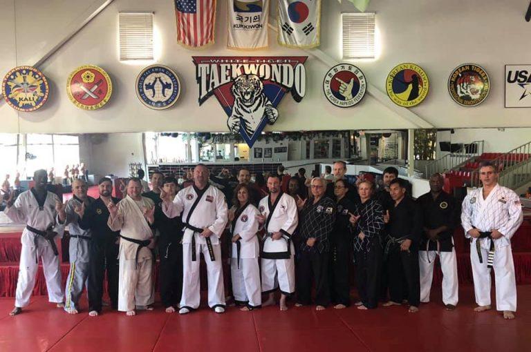 White Tiger Martial Arts, Cary, NC